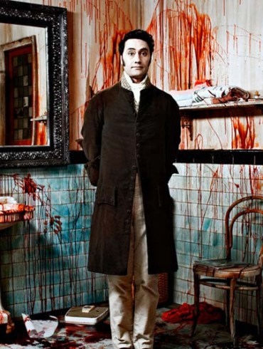 """Taika Waititi in """"What We Do in the Shadows"""""""