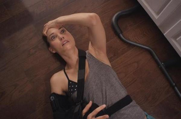"""Leslie Bibb in Liz Tuccillo's """"Take Care"""""""