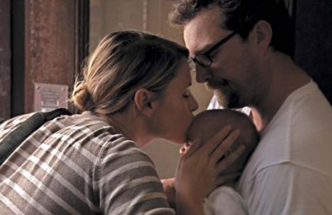 "Amy Seimetz and Thomas J. Madden in ""Be Good"""