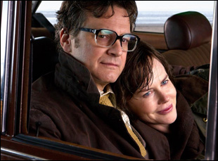 "Nicole Kidman and Colin Firth in ""The Railway Man"""