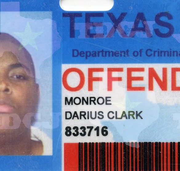 "Darius Clark Monroe in ""Evolution of a Criminal"""