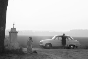 "Agata Trzebokowska and Agata Kulesza in Pawel Pawlikowski's ""Ida"""
