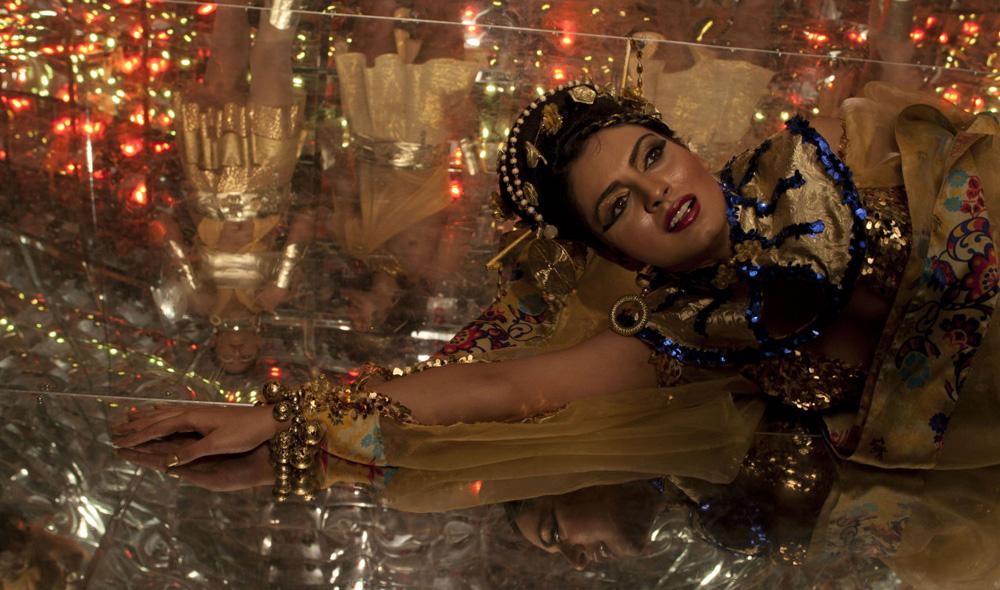 "Niharika Singh in ""Miss Lovely"""