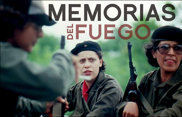 "Laura Tomaselli and Jenny Murray's Nicaraguan documentary ""Memorias Del Fuego"""