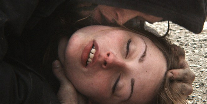 "Arielle Holmes in ""Heaven Knows What"""