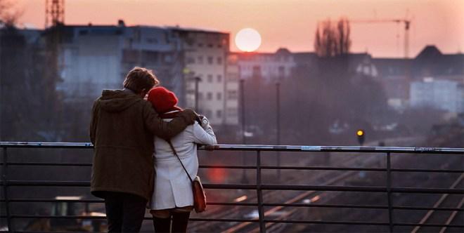 """Alex Holdridge and Linnea Saasen in """"Meet Me In Montenegro"""""""