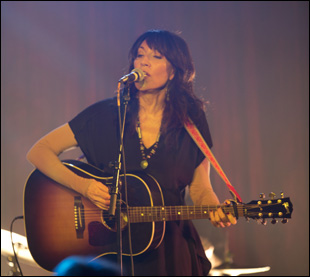 "Katey Sagal in ""Always Woodstock"""