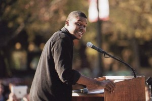 "Michael Tubbs in ""True Son"""