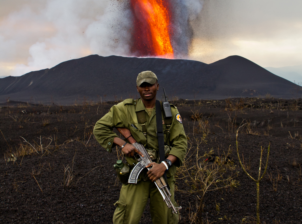 "Rodrigue Kalembo in ""Virunga"""