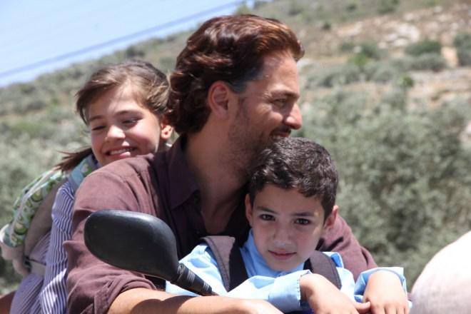 """Khaled Abol Naga in """"Eyes of a Thief"""""""