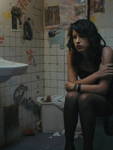 "Desiree Akhavan in ""Appropriate Behavior"""