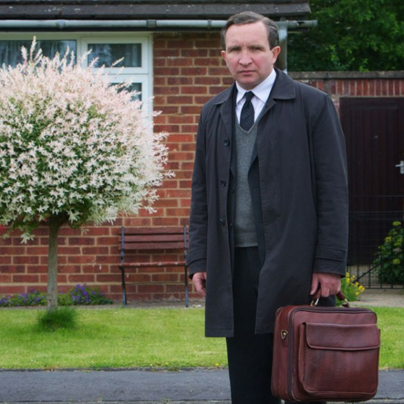 "Eddie Marsan in ""Still Life"""