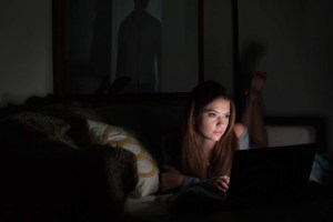 "Ashley Benson in ""Ratter"""