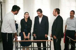 """Ronit Elkabetz in """"Gett: The Trial of Viviane Amsalem"""""""