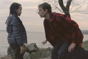 "Trevor St. John and Oona Laurence in ""The Grief of Others"""