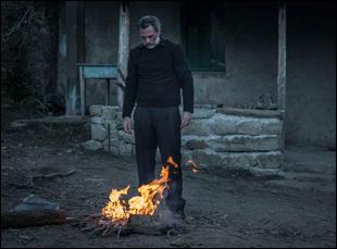 "A scene from Francesco Munzi's ""Black Souls"""