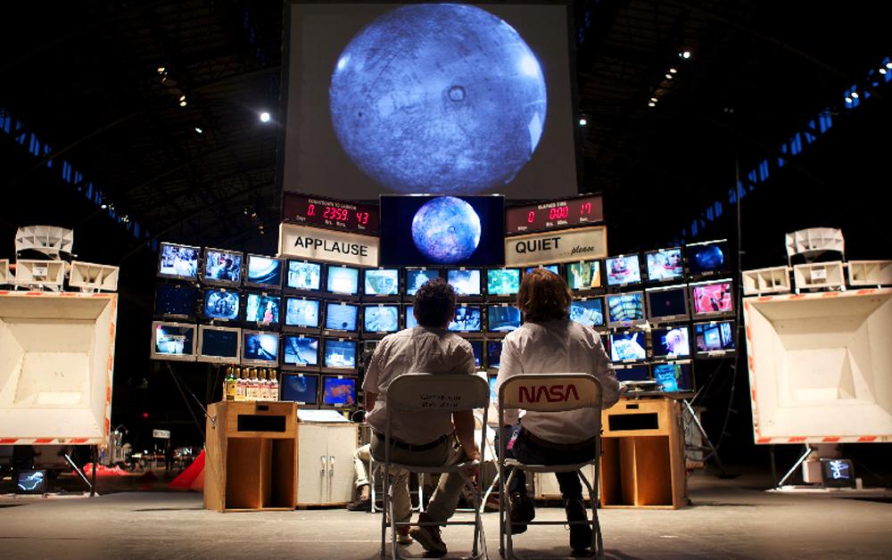 "Tom Sachs' ""A Space Program"""