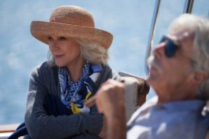 "Blythe Danner and Sam Elliott in ""I'll See You in My Dreams"""