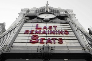 The Million Dollar Theater in Los Angeles for Last Remaining Seats