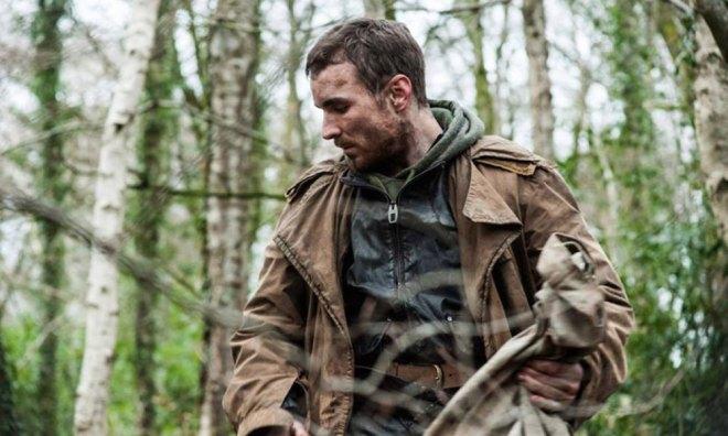 "Martin McCann in ""The Survivalist"""