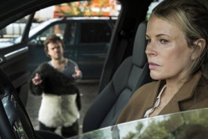 "Jordan Prentice and Kim Basinger in ""The 11th Hour"""