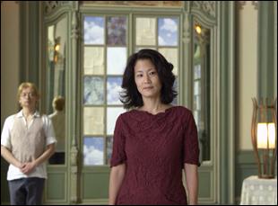 """Jacqueline Kim in """"Advantageous"""""""