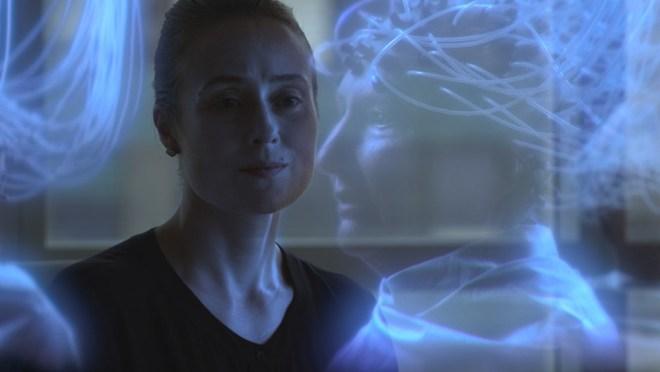 """Jennifer Ehle in """"Advantageous"""""""