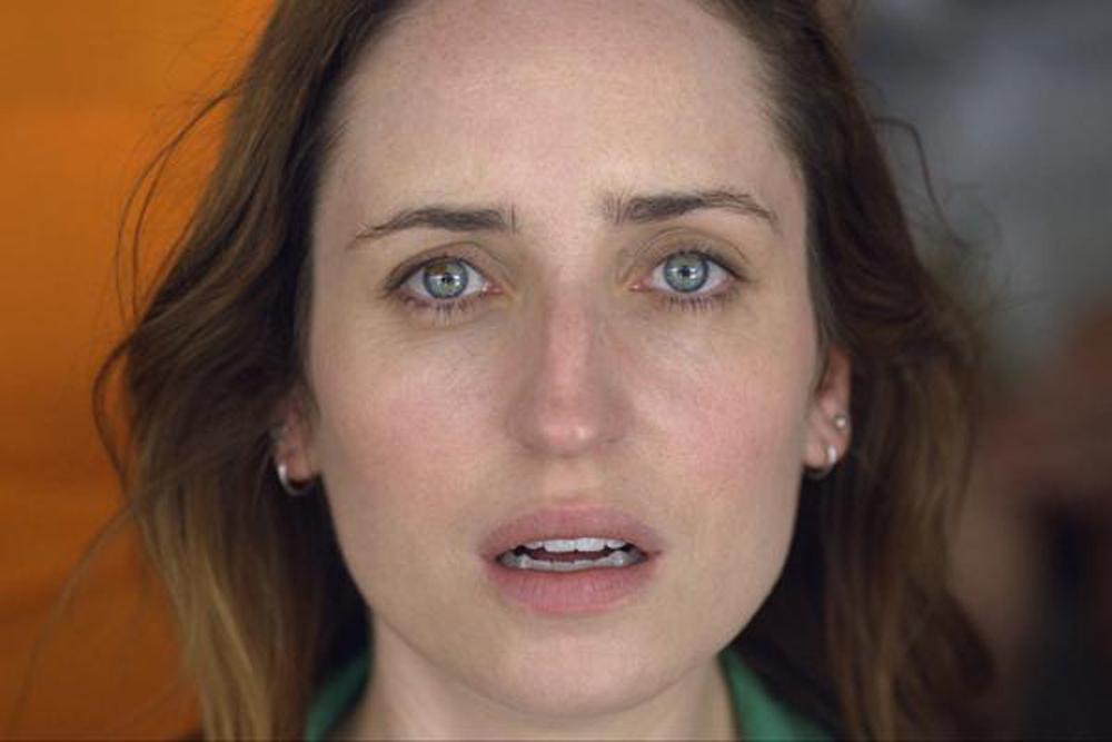 """Zoe Lister Jones in """"Consumed"""""""