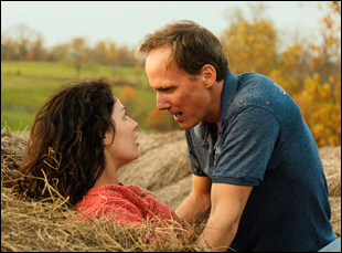 "Tom Bower and Joanne Kelly in ""Runoff"""