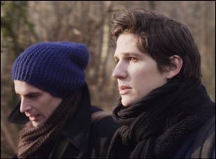 """Felix de Givry in """"Eden"""""""
