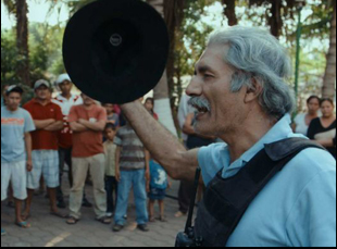 "Jose Manuel Mireles in ""Cartel Land"""