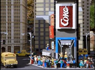 "A scene from Daniel Junge and Kief Davidson's ""Lego Brickumentary"""
