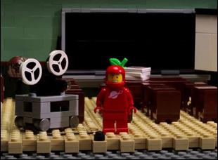 "Jason Bateman in ""A Lego Brickumentary"""