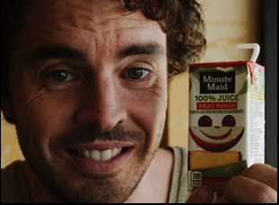 "Damon Gameau in ""That Sugar Film"""