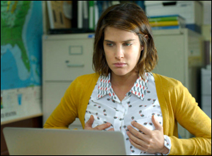 "Cobie Smulders in ""Unexpected"""