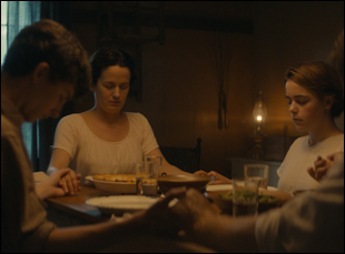 "Elisabeth Reaser and Kiernan Shipka in ""One & Two"""