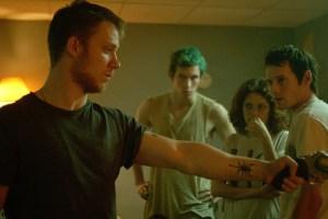 "A scene from Jeremy Saulnier's ""Green Room"""
