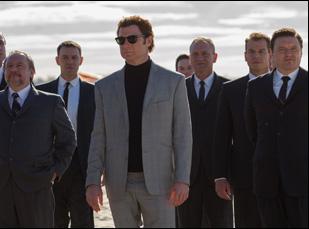 """Liev Schreiber in """"Pawn Sacrifice"""""""