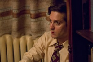 "Tobey Maguire in ""Pawn Sacrifice"""