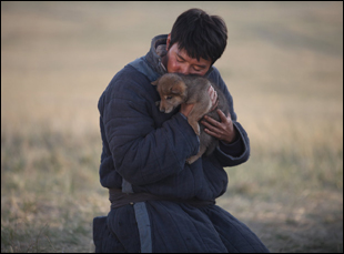 "Jean-Jacques Annaud's ""Wolf Totem"""