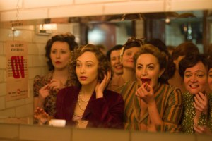 "Sarah Gadon in ""A Royal Night Out"""