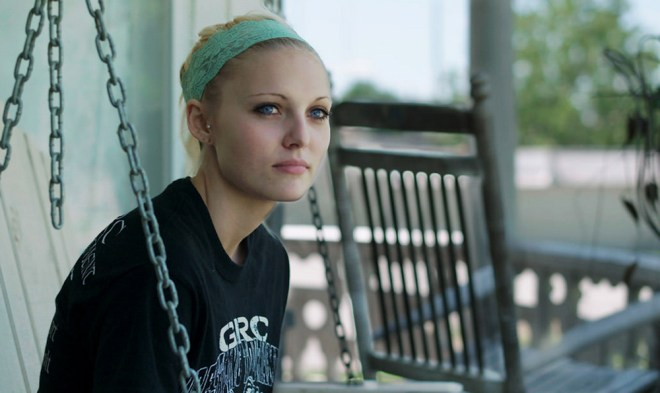 """Daisy Coleman in """"Audrie & Daisy"""""""
