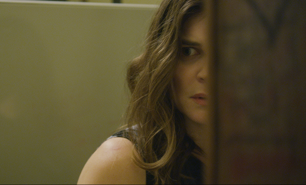 """Betsy Brandt in """"Claire in Motion"""""""