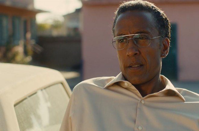 """Andre Royo in """"Hunter Gatherer"""""""