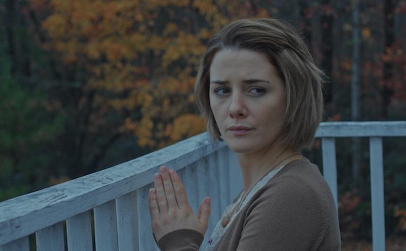 "Addison Timlin in ""Little Sister"""