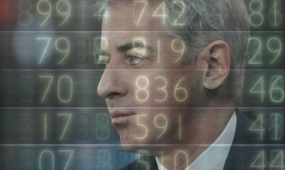 "Bill Ackman in ""Betting on Zero"""