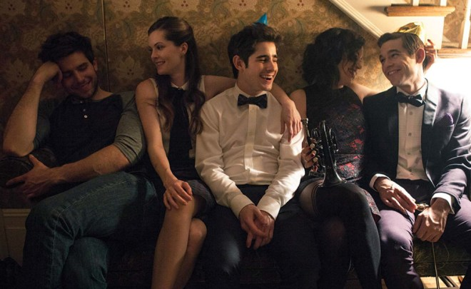 """A scene from Joey Kuhn's """"Those People"""""""