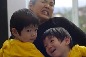 """Lynn Chen in """"Caring"""""""