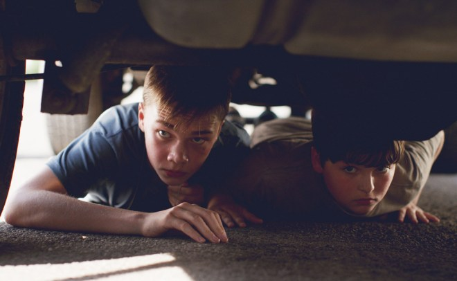 "Charlie Plummer and Cory Nichols in ""King Jack"""