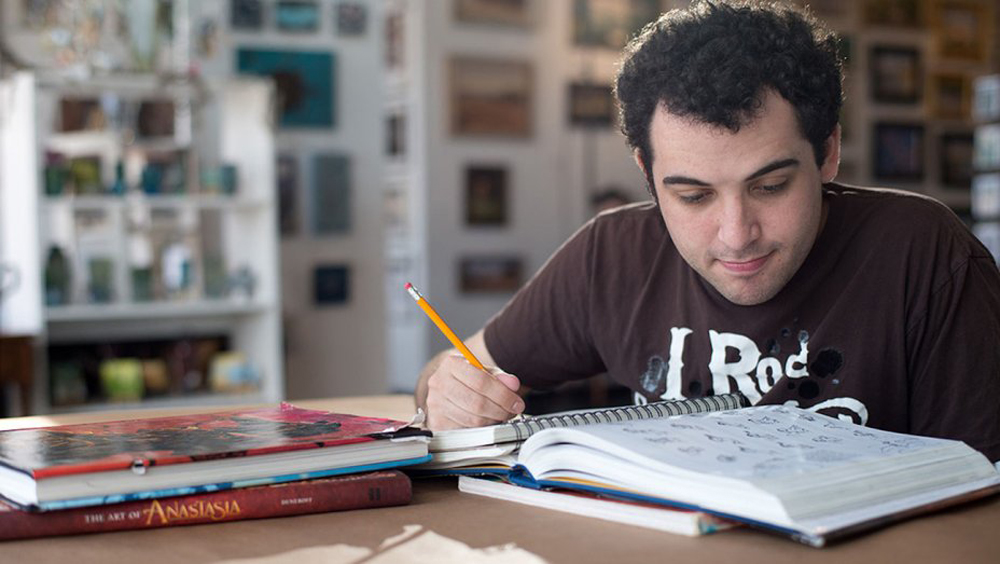"""Owen Suskind in """"Life, Animated"""""""